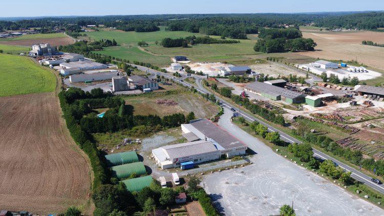 Offre n° 26 – Terrains pour entreprises (environ 2 ha) au coeur d'une zone d'activités visible depuis la RN21 Périgueux – Limoges