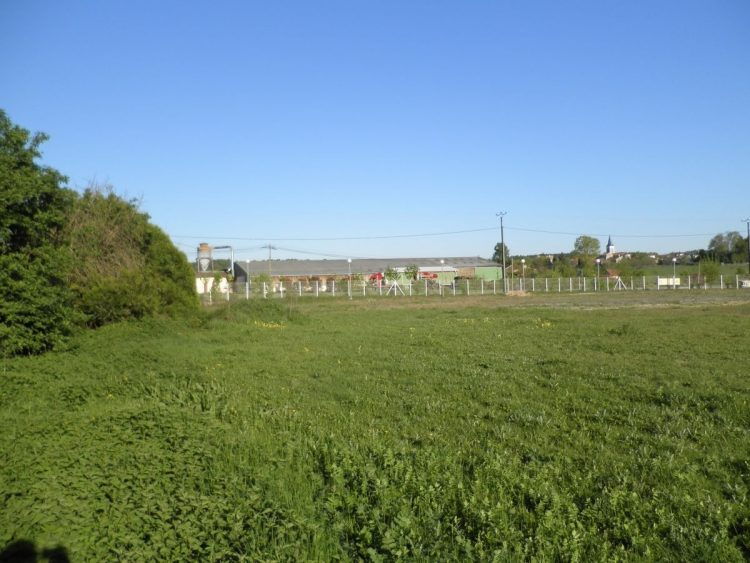 Offre n° 33 – Terrain pour entreprises (environ 7000 m2) situé en bordure de RN21 au coeur d'une zone d'activités à Négrondes