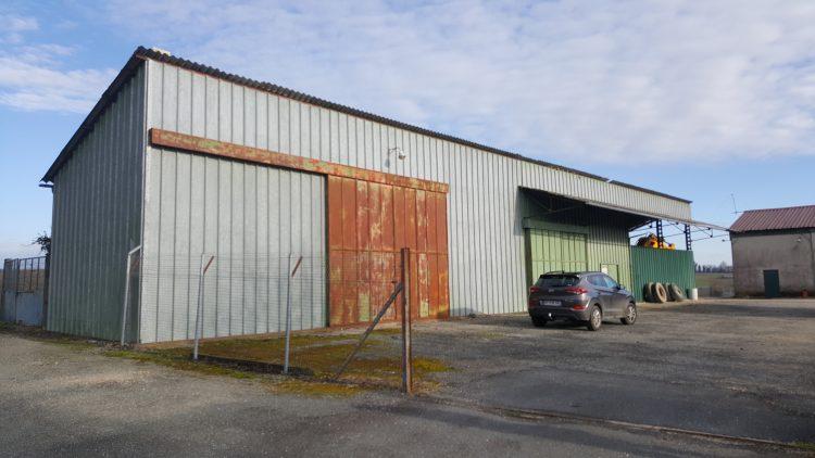 Offre n°6 – 3 bâtiments sur une parcelle à Saint-Paul la Roche