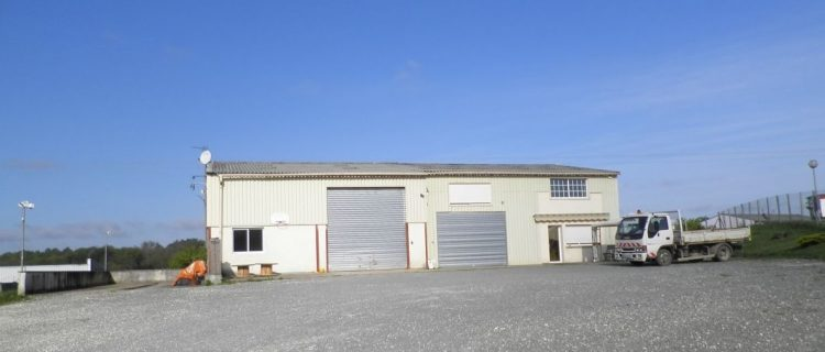 Offre n° 1 – Bâtiment industriel ou artisanal à Eyzerac – ZAE les Chatignoles